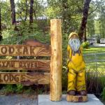 Kodiak Russian River Lodge
