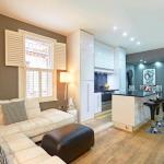 Beautiful Kensington 2-bedroom Luxury Apartment