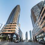 Melbourne Private Apartments - Collins Street Waterfront, Dockla