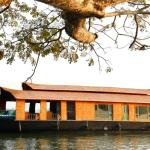 1 Bhk Houseboat In Convent Road Trivandrum Alappuzha By Guesthouser (372d)