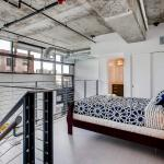 Amazing 1 Bedroom Loft W 1.5 Baths!