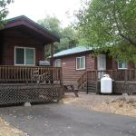 Russian River Camping Resort Studio Cabin 4