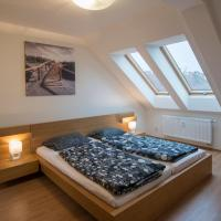 Nusle Attic Apartment