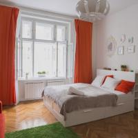 Cozy apartments in the historical part of Prague 7