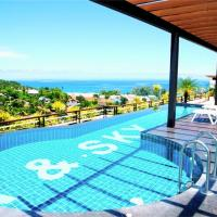 Sea & Sky Karon 2 bedrooms Apartment Sea View Spa Bath