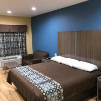 Royal Purple Raceway Hotels - Deluxe Inn & Suites - Baytown