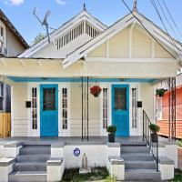 Historical Home: Live Like A Local Close To French Quarter & Esplanade Ave