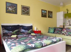 A picture of the hotel: Best Location Apt. STETINOVA