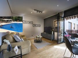 รูปภาพของโรงแรม: Premium luxury city center apartment