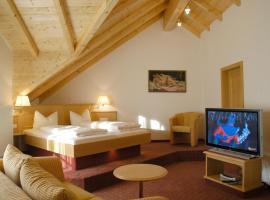 Hotel photo: Posthotel Oberhauser
