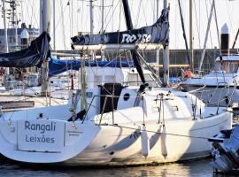 Foto di Hotel: Sailing boat-Marina PORTO Atlântico-WIFI&Parking