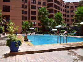 Hotel photo: Appartement Quartier L'Hivernage