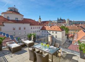 A picture of the hotel: Mandarin Oriental, Prague