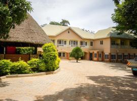 A picture of the hotel: Jinja Safari Hotel