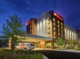 Hotel photo: Hilton Garden Inn Durham-University Medical Center