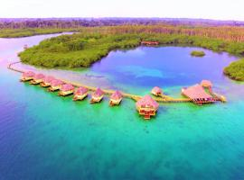 A picture of the hotel: Punta Caracol Acqua Lodge