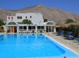 Hotel photo: Santa Irini Hotel