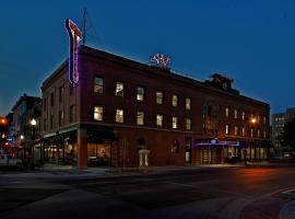 Hotel Foto: Hotel Donaldson