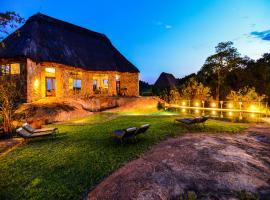 Hotel photo: Matobo Hills Lodge