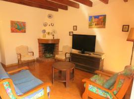 Hotel photo: Apartament turístic Can Ganxó