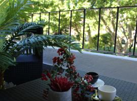 Hotel photo: Garden Center Apartment