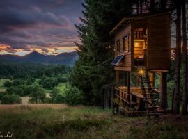 Hotel photo: Tree House Gorski Lazi