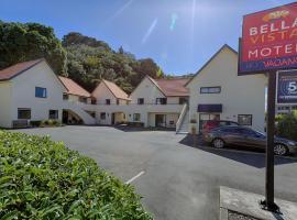 Фотография гостиницы: Bella Vista Motel Wellington