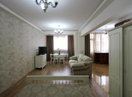 A picture of the hotel: Apartment na Moskovyan