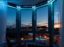 מלון צילום: Danube City Primary Panorama