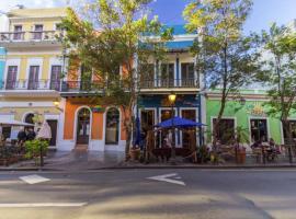 Hotel near Puerto Rico