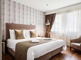 Hotel near Fryburg