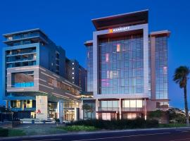 Hotel photo: Cape Town Marriott Hotel Crystal Towers