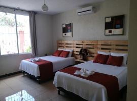 Hotel near Кобан