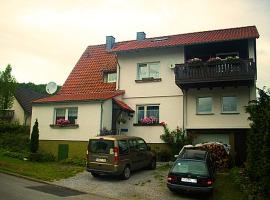 Hotel Photo: Apartment Am Hemberg