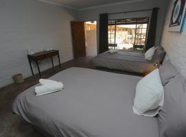 Hotel photo: Solitaire Lodge