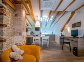 ホテル写真: Apartment Atticus