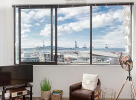 Hotel photo: TOWNY - Penthouse with Car Park - 2 Bedrooms