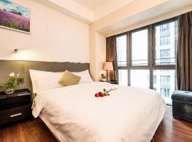 A picture of the hotel: ShenZhen LvJiaBinHeShiDai Apartment