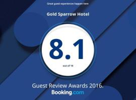 Hotel photo: Gold Sparrow Hotel