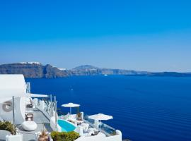 Hotel photo: Canaves Oia Sunday Suites