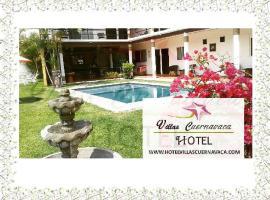 מלון צילום: Hotel Villas Cuernavaca