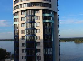 A picture of the hotel: Apartment on Prirechnaya ulitsa 9