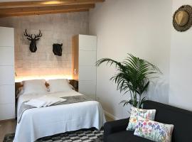 Hotel near Santiago de Compostella