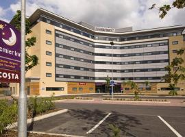 A picture of the hotel: Premier Inn Manchester Airport Runger Lane North