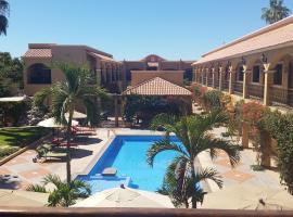 Hotel near Mexique