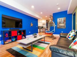 Hotel Foto: AMAZING NEW PENTHOUSE-TEN MINUTES to TIMES SQUARE