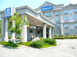 Hotel photo: Coast Abbotsford Hotel & Suites