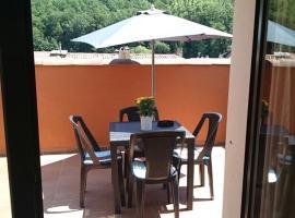 Hotel photo: Atico en Ribes de Freser