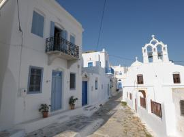 Hotel Foto: Thomas Traditional House in Chora