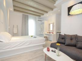 Hotel photo: Naxian Spirit Suites & Apartments